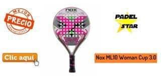 Oferta Pala Nox Ml10 Woman Cup 3.0