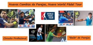 Parejas World Padel Tour 2018