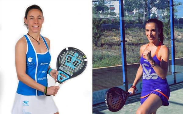 Sandra Hernandez y Veronica Virseda
