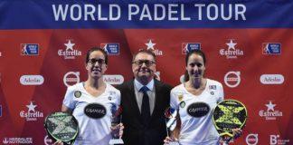 Campeonas World Padel Tour Femenino Barcelona 2018