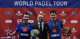 Campeones World Padel Tour Barcelona 2018