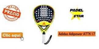 OFERTA Pala Adidas Adipower ATTK 1.7