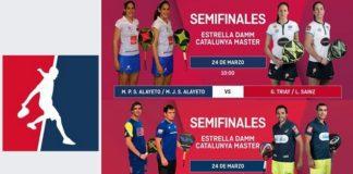 Semifinales World Padel Tour Barcelona 2018 en Directo