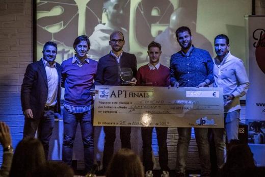 campeones torneo albacete 2017