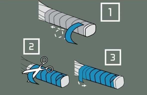 84cc96378 Diferencia GRIP y Overgrip Padel ¿Qué es el cubre grip? | PadelStar