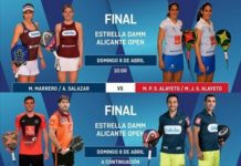 FINAL World Padel Tour ALICANTE 2018 en Directo