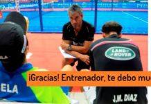 Dia Internacional del Entrenador Deportivo de Padel