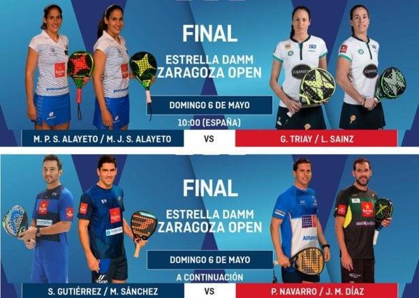 Final World Padel Tour Zaragoza 2018