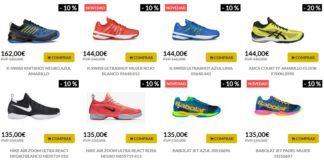 Mejorez Zapatillas Padel 2018