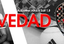 Nueva Pala ADIDAS Attack Soft 1.8