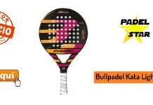 OFERTA Pala Bullpadel Kata Light Midline