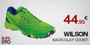 Oferta Zapatillas de Padel WILSON