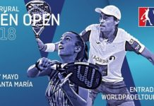 World Padel Tour Jaen 2018