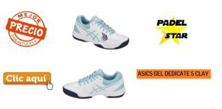 Zapatillas ASICS GEL DEDICATE 5