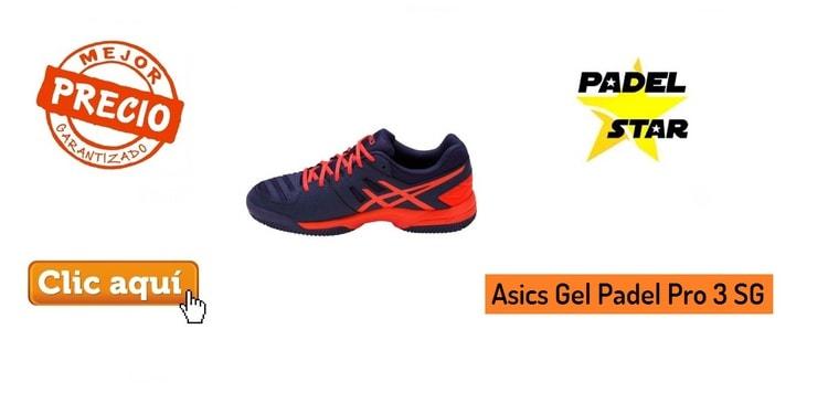 ba587a1e38 Testeando las ASICS GEL PADEL PRO 3 SG | PadelStar