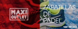 Outlet Zapatillas de Padel