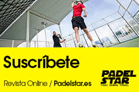 Suscribirse Email a Padel Star