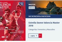 Final World Padel Tour VALENCIA 2018