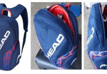Mochila Padel Head Rebel