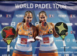 Campeonas World Padel Tour Mijas Femenino