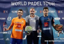 Campeones World Padel Tour Mijas