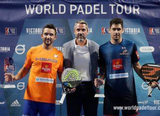 Campeones World Padel Tour Mijas