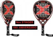 Pala Nox Stinger 10 Aniversario L6