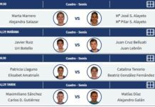Semifinales World Padel Tour Mijas