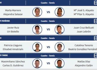 Semifinales World Padel Tour Mijas