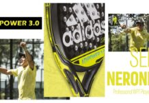Pala Adidas Adipower 3.0