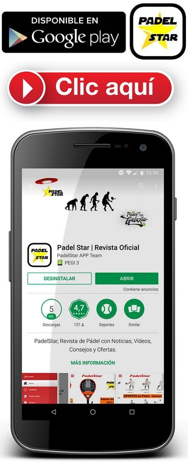 App Padel Movil Android