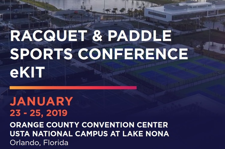 RACQUET & Paddle Sports Conference, ORLANDO