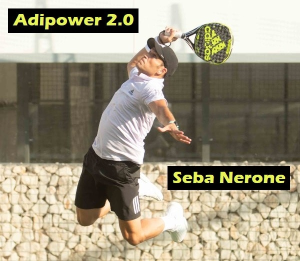 Adidas Adipower 2.0 - Pala Seba Nerone