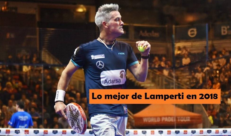 Miguel Lamperti Mejores Puntos World Padel Tour 2018 Padelstar