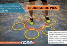 Mejorar el juego de pies