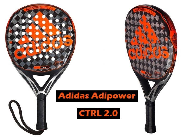 partido Republicano empezar Sofocar  TEST Adidas Adipower CTRL 2.0 | Precisión TOP | PadelStar