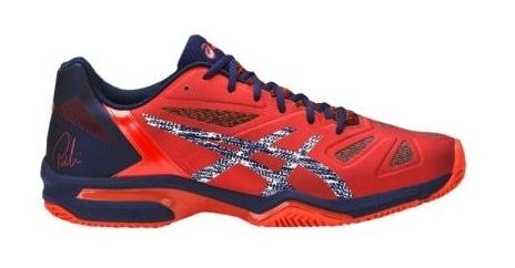 Unboxing Zapatillas Asics Gel Padel Pro 3 Negras y rojas