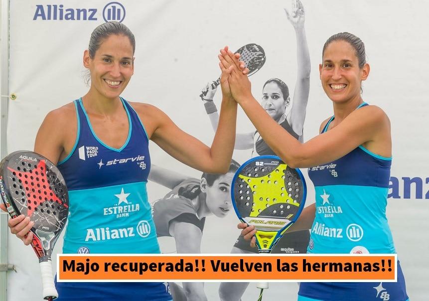Mapi y Majo Sanchez Alayeto - Jugadoras world padel tour