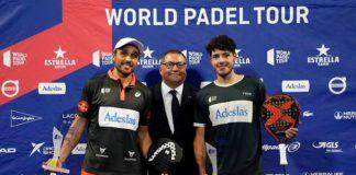 Campeones World Padel Tour Madrid - Belasteguin Tapia