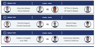 Semifinal World Padel Tour Cascais 2019
