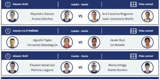 Semifinales World Padel Tour Madrid 2019 EN DIRECTO