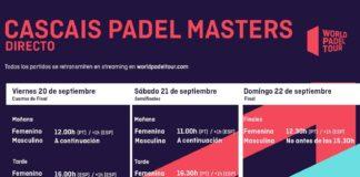 World Padel Tour CASCAIS en directo