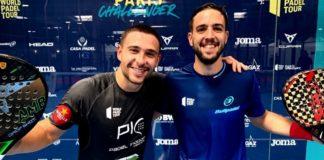 Campeones World Padel Tour Paris Challenger 2019