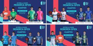 Particos Cuartos Final World Padel Tour Menorca 2019