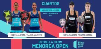 World Padel Tour Menorca Femenino EN DIRECTO