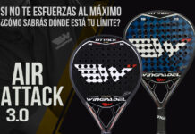 Palas WingPadel Air Attack