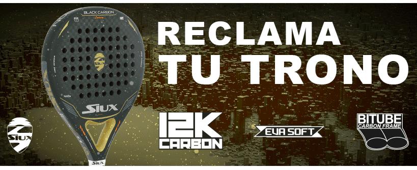 Comprar SIUX BLACK CARBON LUXURY 12K