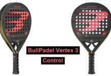 Pala BullPadel Vertex 3 Control 2021