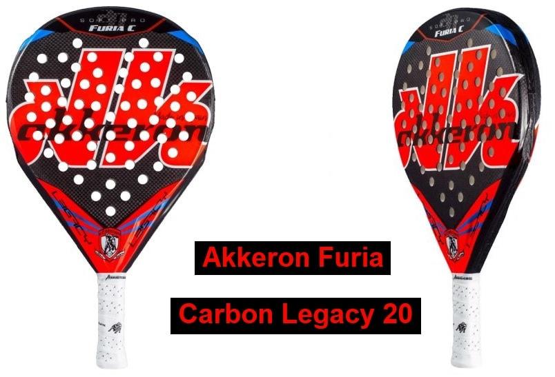 Pala Akkeron Furia Carbon Legacy 20