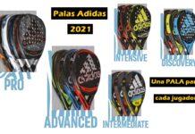 Palas Adidas 2021